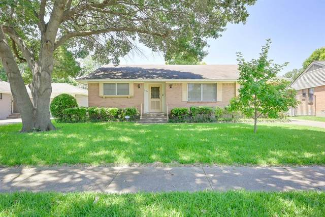 9651 Lynbrook Drive, Dallas, TX 75238 (MLS #14581062) :: HergGroup Dallas-Fort Worth