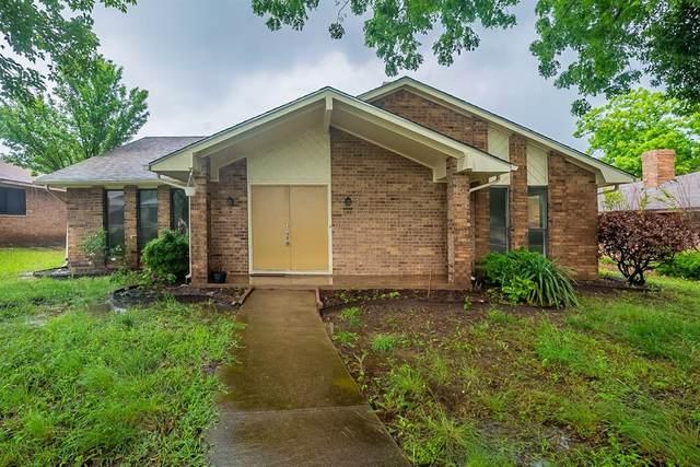 215 Hillcroft Drive, Duncanville, TX 75137 (MLS #14581145) :: All Cities USA Realty