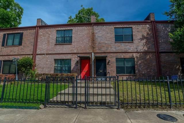 1502 Mckee Street, Dallas, TX 75215 (MLS #14581153) :: The Good Home Team