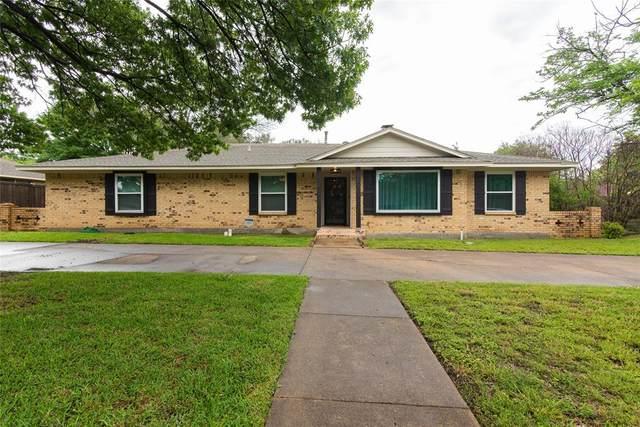 206 Genoa Drive, Duncanville, TX 75116 (MLS #14581171) :: Real Estate By Design
