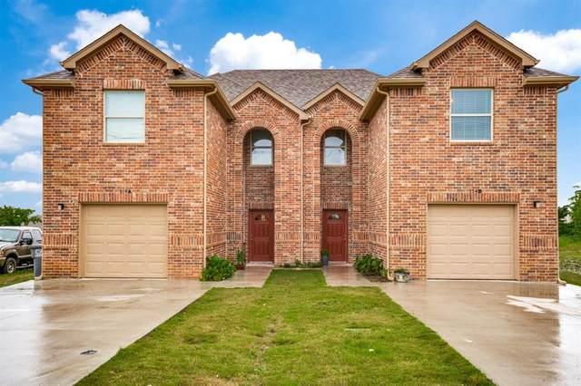 114 Wood Street B, Princeton, TX 75407 (MLS #14581200) :: Real Estate By Design