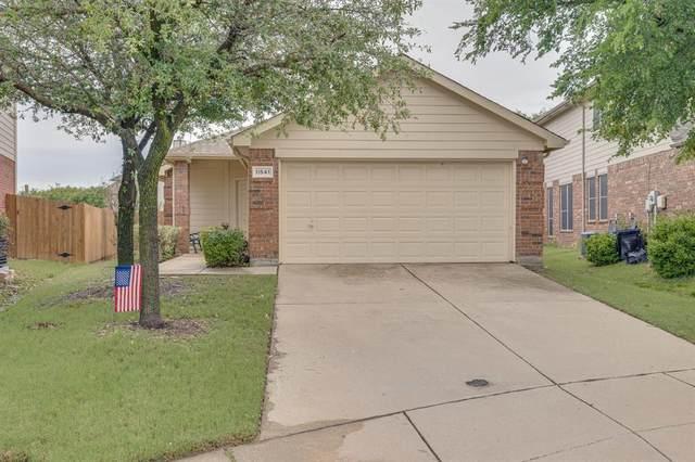 11541 Petunia Drive, Fort Worth, TX 76244 (MLS #14581227) :: Robbins Real Estate Group