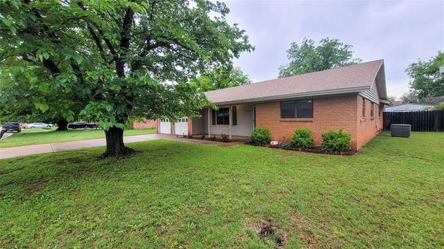3962 Concord Drive, Abilene, TX 79603 (MLS #14581252) :: Real Estate By Design