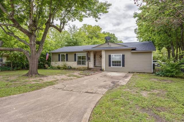 121 Oak Drive, Terrell, TX 75160 (MLS #14581369) :: Real Estate By Design