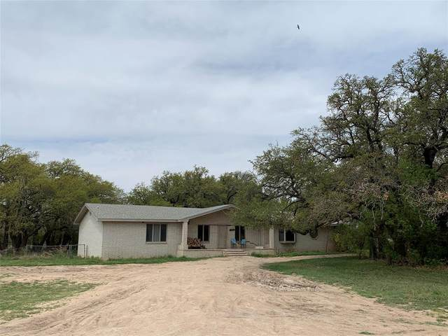 101 Private Road 4691, Baird, TX 79504 (MLS #14581412) :: Real Estate By Design