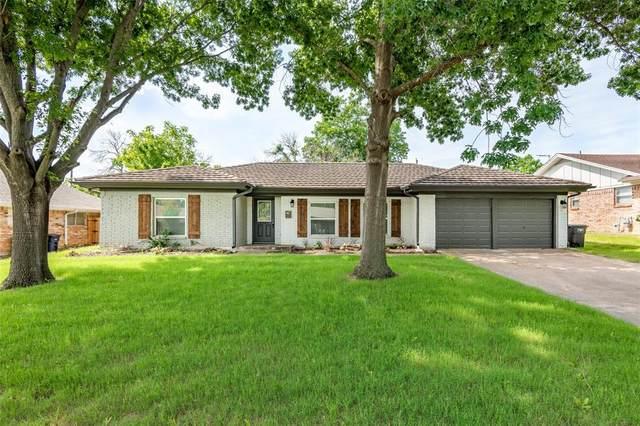 1301 Florentine Drive, Fort Worth, TX 76134 (MLS #14581429) :: VIVO Realty