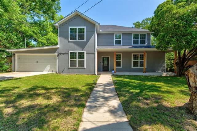 410 W Ball Street, Weatherford, TX 76086 (MLS #14581432) :: Real Estate By Design