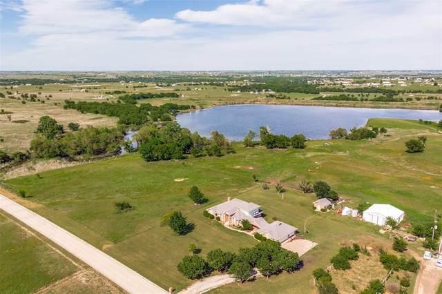 449 Lakeview Road, Rhome, TX 76078 (MLS #14581454) :: Trinity Premier Properties