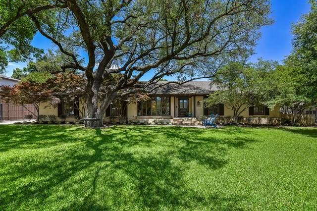 4637 Alta Vista Lane, Dallas, TX 75229 (MLS #14581462) :: Real Estate By Design