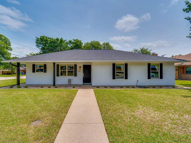 101 Johnston Boulevard, Waxahachie, TX 75165 (MLS #14581486) :: Real Estate By Design