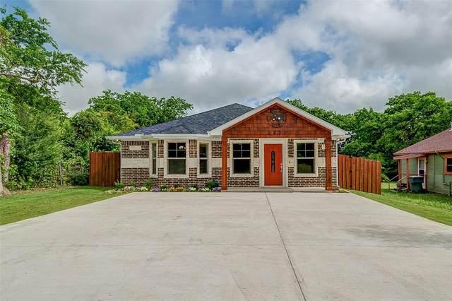 2225 E Tuck Street, Sherman, TX 75090 (MLS #14581500) :: Real Estate By Design