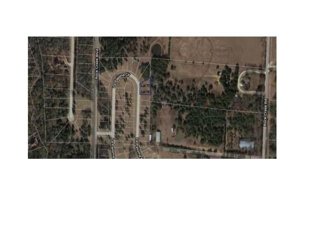 237 Lapaloma, Gordonville, TX 76245 (MLS #14581508) :: The Russell-Rose Team