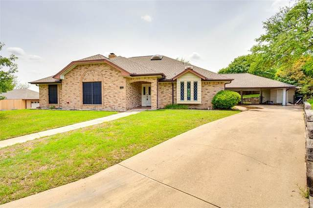 7605 Plaza Ridge Court, Fort Worth, TX 76179 (MLS #14581565) :: The Good Home Team