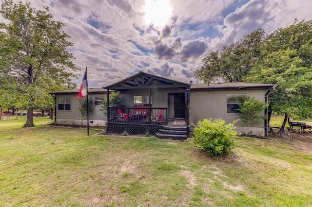 149 Bronco Lane, Springtown, TX 76082 (MLS #14581629) :: Real Estate By Design