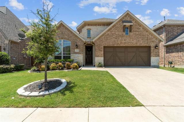 3713 Norwood Avenue, Celina, TX 75009 (MLS #14581644) :: The Good Home Team