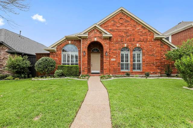 5520 Riverview Drive, The Colony, TX 75056 (MLS #14581741) :: Real Estate By Design