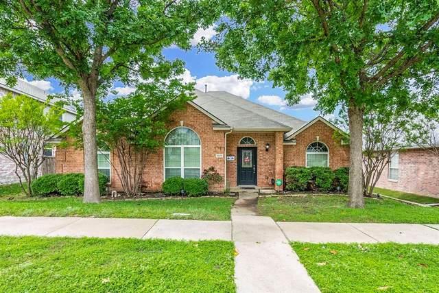 2628 Bordeaux Drive, Mckinney, TX 75070 (MLS #14581800) :: Real Estate By Design