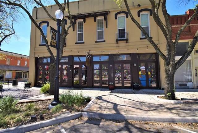 101 N Jackson Street, Kaufman, TX 75142 (MLS #14581815) :: VIVO Realty