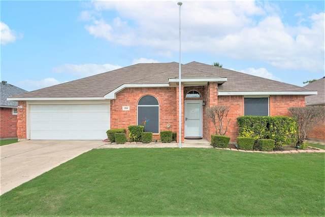 3748 Regency Circle, Fort Worth, TX 76137 (MLS #14581827) :: Real Estate By Design