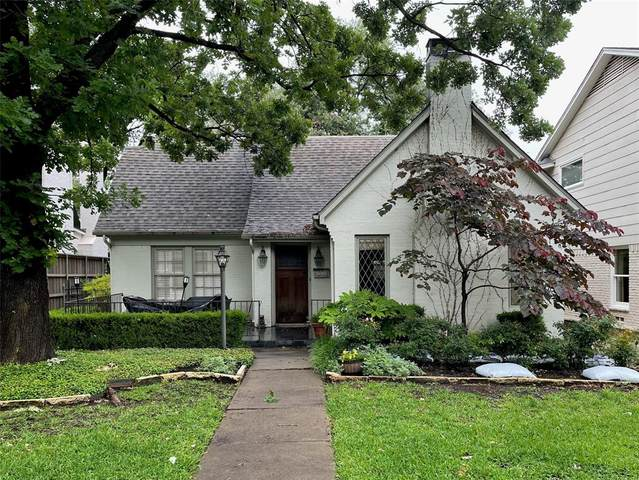 4345 Potomac Avenue, University Park, TX 75205 (MLS #14581832) :: Feller Realty