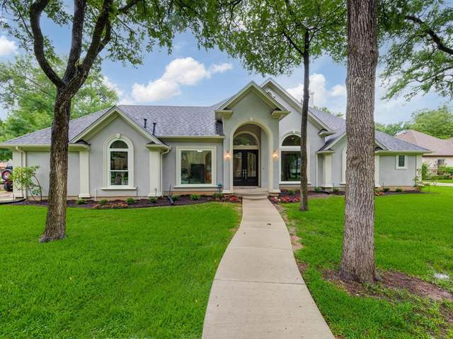 6100 Forest Lane, Fort Worth, TX 76112 (MLS #14581892) :: Rafter H Realty