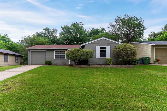1819 Will Scarlet Road, Arlington, TX 76013 (MLS #14581999) :: Real Estate By Design