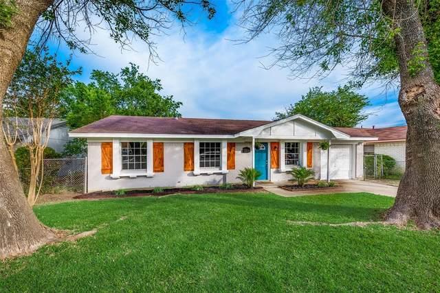 3916 Ivy Ridge Street, Dallas, TX 75241 (MLS #14582027) :: Real Estate By Design