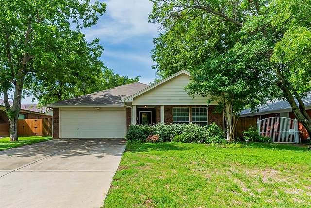 4828 Curzon Avenue, Fort Worth, TX 76107 (MLS #14582039) :: Craig Properties Group