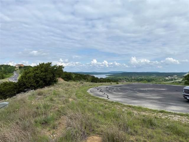Lot100 Raven Circle, Possum Kingdom Lake, TX 76449 (MLS #14582058) :: Real Estate By Design