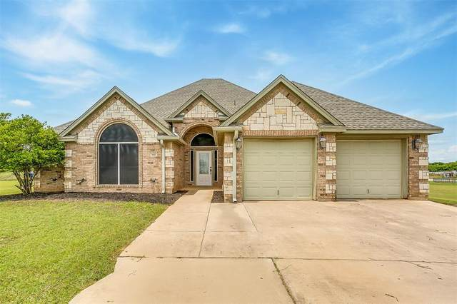 112 Falcons Eye Court, Weatherford, TX 76087 (MLS #14582059) :: Real Estate By Design