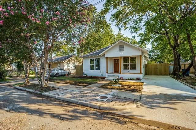 416 Graham Avenue, Dallas, TX 75223 (MLS #14582069) :: Team Tiller