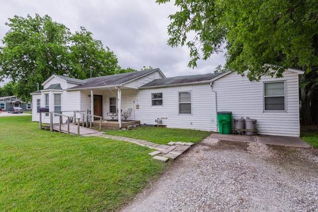 1520 Olive Street, Gainesville, TX 76240 (MLS #14582087) :: The Hornburg Real Estate Group