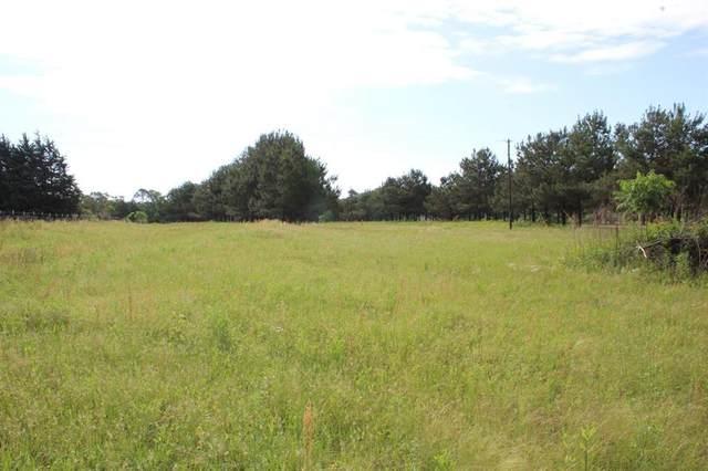 tbd County Road 4490, Winnsboro, TX 75494 (MLS #14582094) :: The Juli Black Team