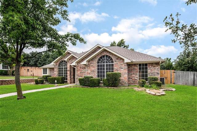 1001 Mateo Circle, Carrollton, TX 75007 (MLS #14582179) :: Real Estate By Design