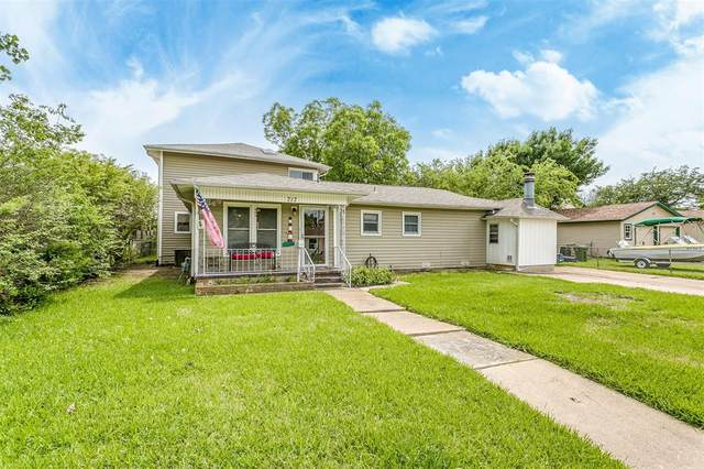 717 Skelly Street, Crowley, TX 76036 (MLS #14582202) :: Front Real Estate Co.