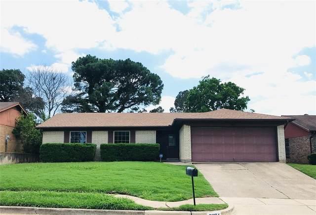 7604 Bermejo Road, Fort Worth, TX 76112 (MLS #14582245) :: Real Estate By Design