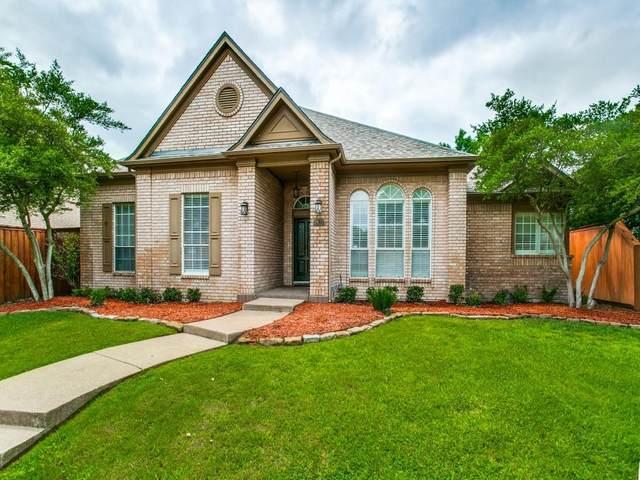 7637 Cedar Elm Drive, Irving, TX 75063 (MLS #14582267) :: All Cities USA Realty