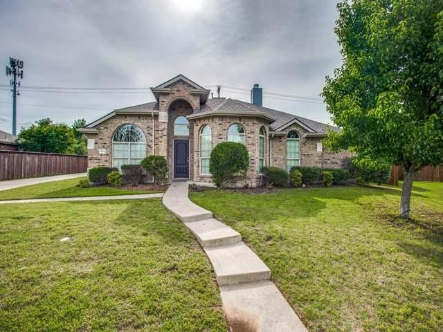 1209 Oakley Drive, Murphy, TX 75094 (MLS #14582312) :: Real Estate By Design
