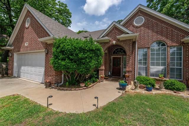 1425 Wilderness Street, Denton, TX 76205 (MLS #14582338) :: Real Estate By Design