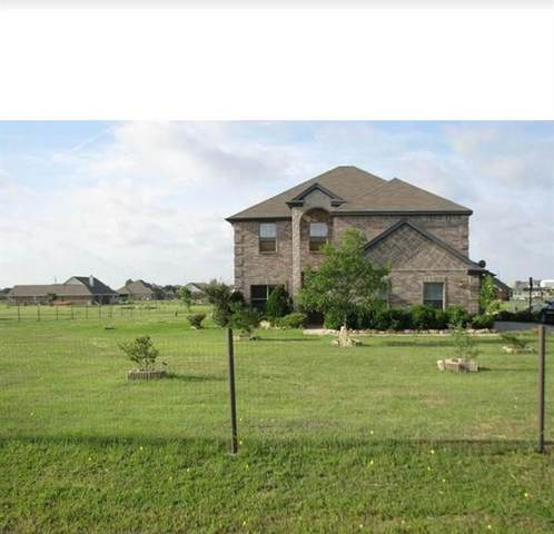 101 Petes Lane, Ponder, TX 76259 (MLS #14582363) :: The Rhodes Team
