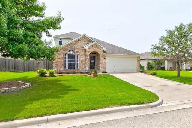 313 Westgate Drive, Aledo, TX 76008 (MLS #14582450) :: Real Estate By Design