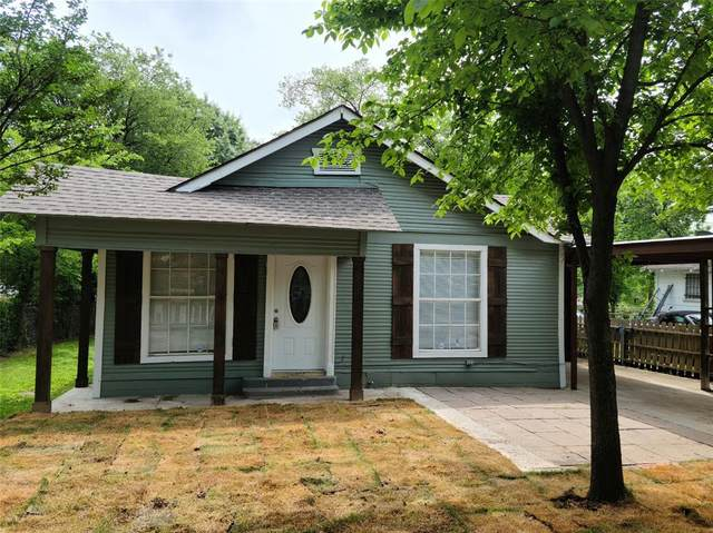 2314 Ramsey Avenue, Dallas, TX 75216 (MLS #14582555) :: The Mitchell Group