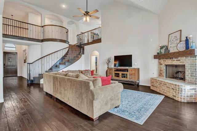 612 Mary Ruth Place, Celina, TX 75009 (MLS #14582614) :: Team Hodnett