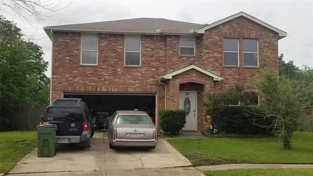 920 Kendall Drive, Arlington, TX 76001 (MLS #14582627) :: Real Estate By Design