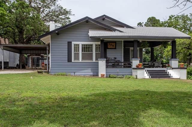 706 W Bridge Street, Weatherford, TX 76086 (MLS #14582634) :: Potts Realty Group