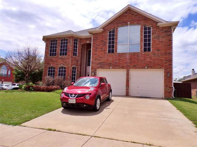 10101 Star Fish Street, Fort Worth, TX 76244 (MLS #14582667) :: Real Estate By Design