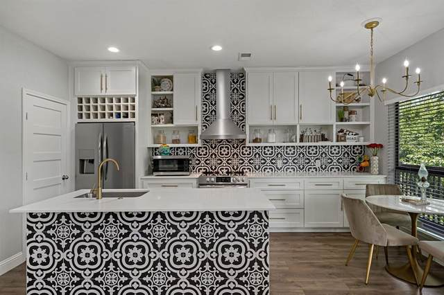 7340 Skillman Street #1107, Dallas, TX 75231 (MLS #14582691) :: Real Estate By Design