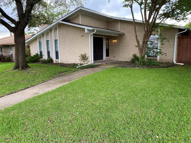 3613 Dumas Trail, Garland, TX 75043 (MLS #14582694) :: Real Estate By Design