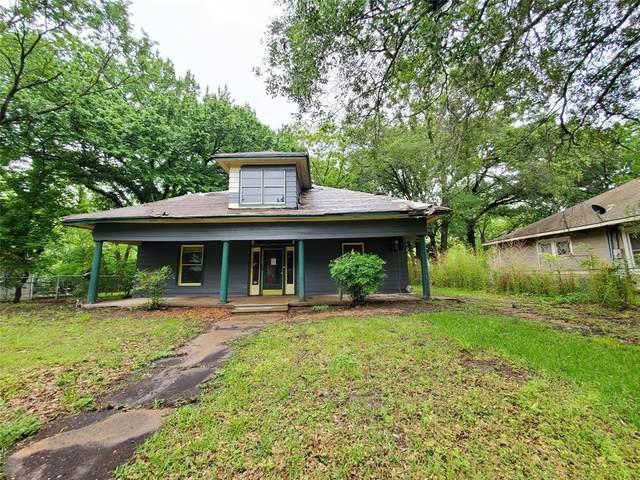 608 N Catherine Street, Terrell, TX 75160 (MLS #14582778) :: Craig Properties Group