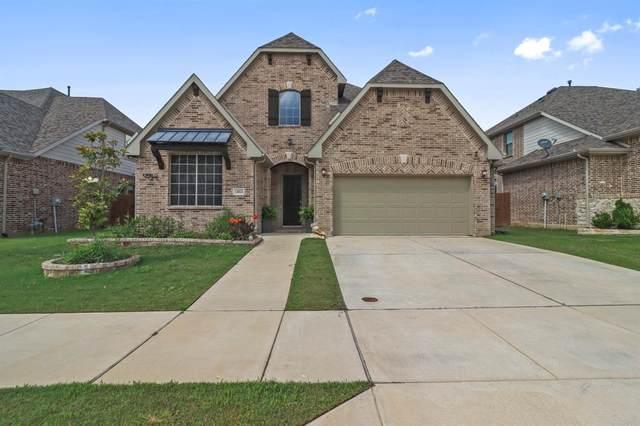 14824 Cedar Flat Way, Fort Worth, TX 76262 (MLS #14582802) :: RE/MAX Pinnacle Group REALTORS